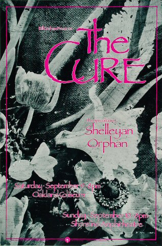The Cure Disintigration Tour