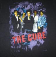 89 cure prayer tour tshirt