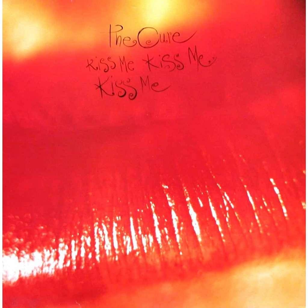 The Cure Kisss Me, Kisss Me, Kisss Me